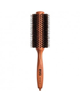 EVO spike 28 nylon pin bristle radial brush
